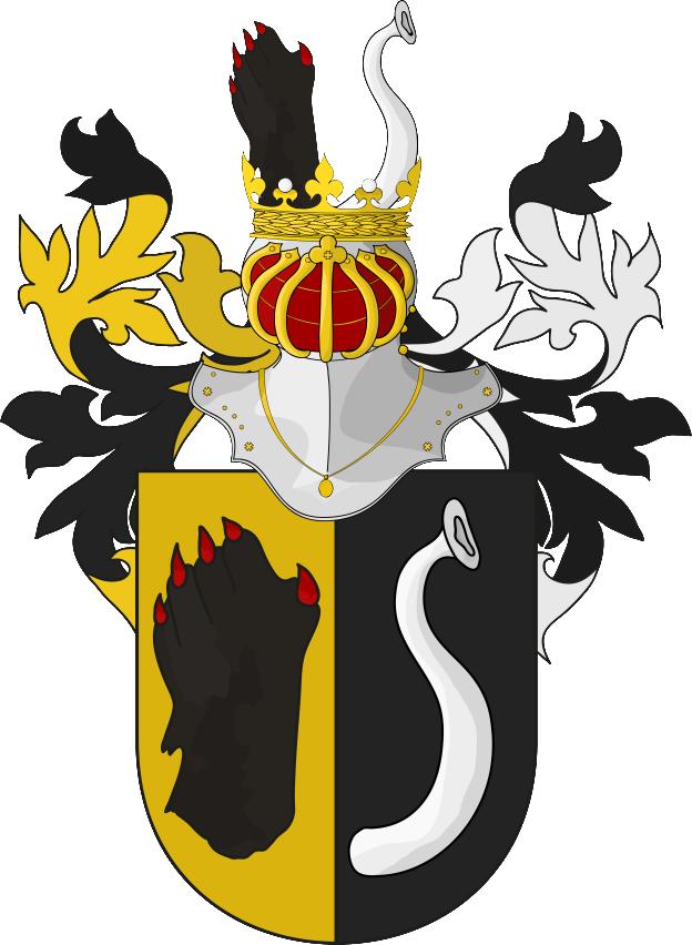 Erb Běšínů z Běšin