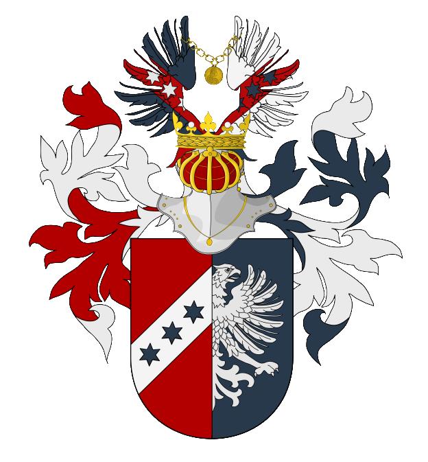 Erb Daublebských ze Sternecku