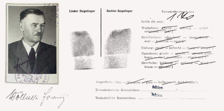 Státní oblastní archiv v Třeboni, fond Policejní ředitelství České Budějovice, inv. č. 645, karton 904