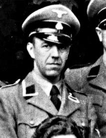 Maxmilian ZAHORKA, zatykač na členy německé státní tajné policie v Českých Budějovicích