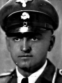 Leopold SCHAFFELHOFER, zatykač na členy německé státní tajné policie v Českých Budějovicích