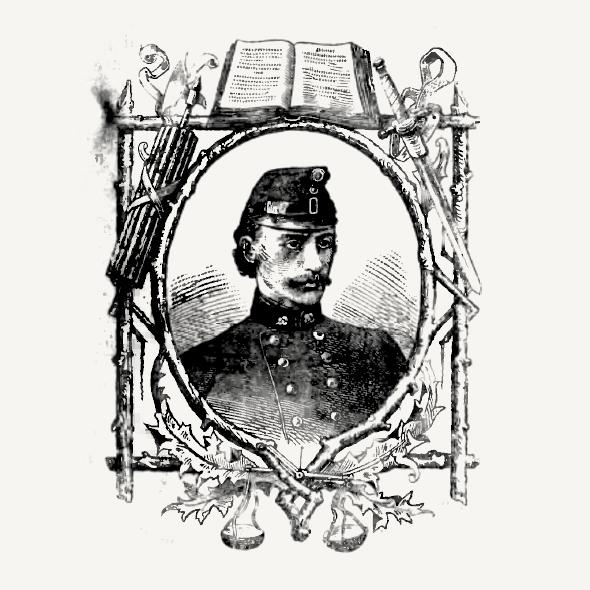 Podobizna Johana Pipergera, Zápisky pražského kata J.P., 1884