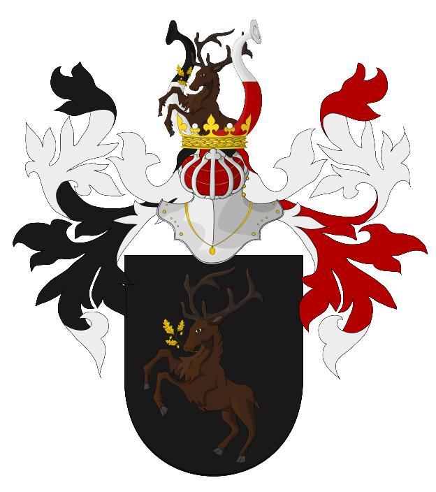 Erb rodu Schneidler von Rottenburg