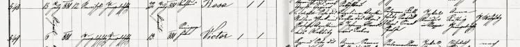 NA ČR, Židovské matriky, úřední knihy. Mladá Vožice, inv. č. 1278, N 1869-1930, 1932, 1934-1936, 1938-1940,1942-1944, záp. 549