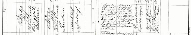 NA ČR, Židovské matriky, úřední knihy. Hradec Králové, inv. č. 518, N 1864-1949, záp. 92