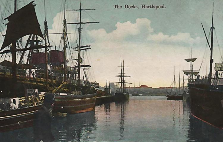 Přístav Hartlepool. Foto: HHTandN.org